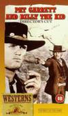 Locandina del film PAT GARRETT E BILLY THE KID