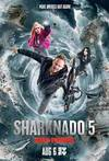 Locandina del film SHARKNADO 5: GLOBAL SWARMING