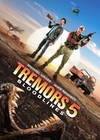 Locandina del film TREMORS 5: BLOODLINE