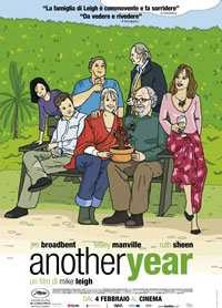 Locandina del film ANOTHER YEAR