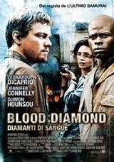 Locandina del film BLOOD DIAMOND - DIAMANTI DI SANGUE