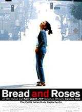 Locandina del film BREAD AND ROSES