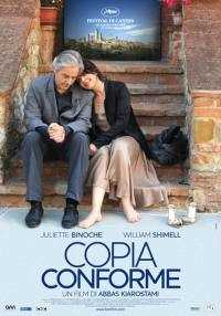 Locandina del film COPIA CONFORME