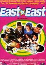 Locandina del film EAST IS EAST