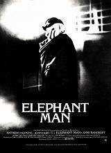 Locandina del film THE ELEPHANT MAN