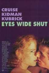 Locandina del film EYES WIDE SHUT