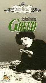 Locandina del film GREED - RAPACITA'