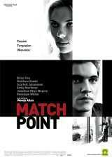 Locandina del film MATCH POINT