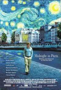 Locandina del film MIDNIGHT IN PARIS