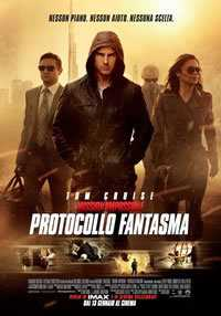 Locandina del film MISSION: IMPOSSIBLE - PROTOCOLLO FANTASMA