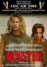 Locandina del film MONSTER