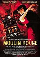 Locandina del film MOULIN ROUGE