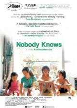 Locandina del film NOBODY KNOWS