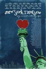 Locandina del film NEW YORK, I LOVE YOU
