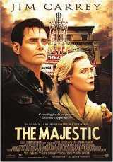 Locandina del film THE MAJESTIC