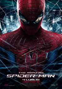 Locandina del film THE AMAZING SPIDER-MAN