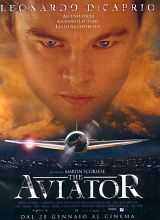 Locandina del film THE AVIATOR