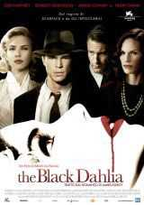 Locandina del film THE BLACK DAHLIA