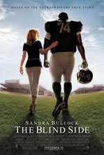 Locandina del film THE BLIND SIDE