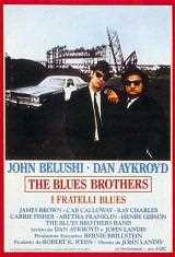 Locandina del film THE BLUES BROTHERS