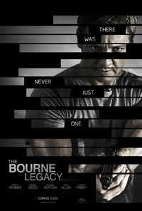Locandina del film THE BOURNE LEGACY