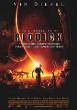 Locandina del film THE CHRONICLES OF RIDDICK