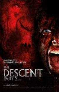 Locandina del film THE DESCENT 2