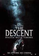 Locandina del film THE DESCENT - DISCESA NELLE TENEBRE