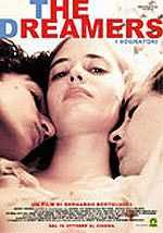 Locandina del film THE DREAMERS - I SOGNATORI