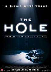 Locandina del film THE HOLE