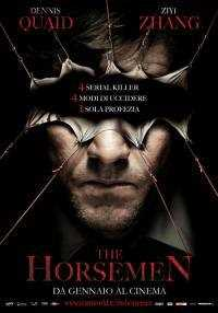 Locandina del film THE HORSEMEN