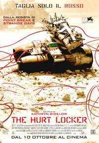 Locandina del film THE HURT LOCKER