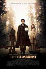 Locandina del film THE ILLUSIONIST