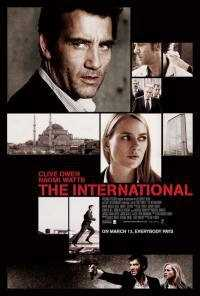 Locandina del film THE INTERNATIONAL