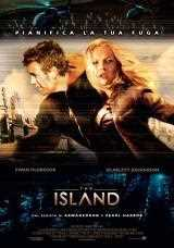 Locandina del film THE ISLAND