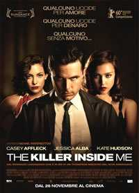 Locandina del film THE KILLER INSIDE ME