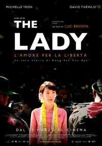 Locandina del film THE LADY