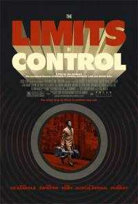 Locandina del film THE LIMITS OF CONTROL