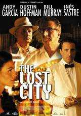 Locandina del film THE LOST CITY