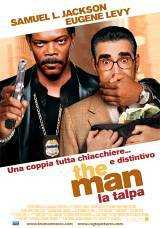 Locandina del film THE MAN - LA TALPA