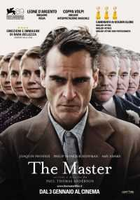 Locandina del film THE MASTER