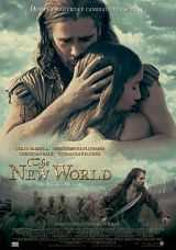 Locandina del film THE NEW WORLD - IL NUOVO MONDO