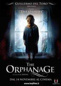 Locandina del film THE ORPHANAGE