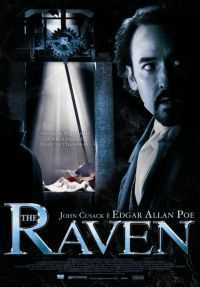 Locandina del film THE RAVEN (2012)