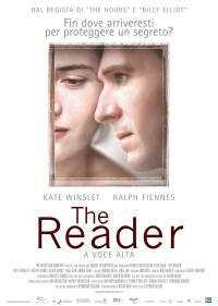 Locandina del film THE READER - A VOCE ALTA