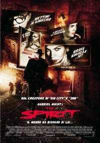 Locandina del film THE SPIRIT