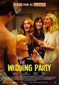 Locandina del film THE WEDDING PARTY