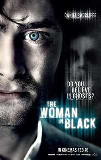 Locandina del film THE WOMAN IN BLACK