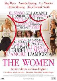 Locandina del film THE WOMEN