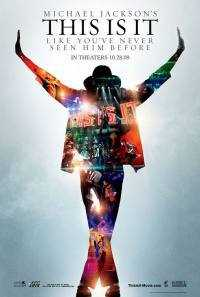 Locandina del film THIS IS IT
